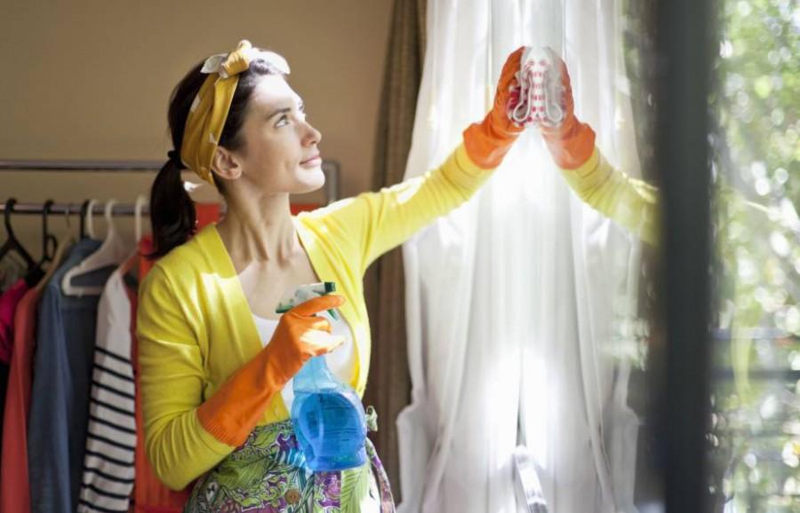 Bio-praktikák háziasszonyoknak - Ablaktisztítás