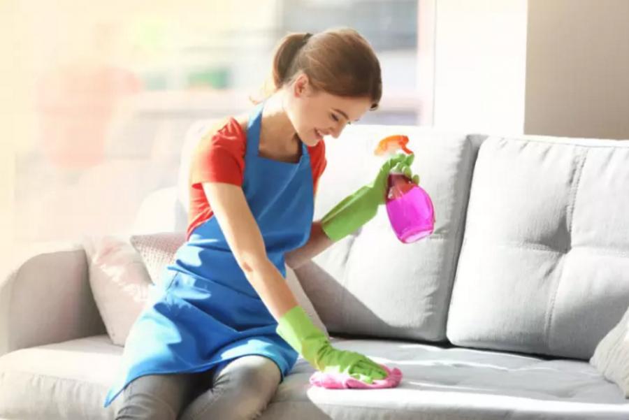 Bio-praktikák háziasszonyoknak - Bútorápolás, kárpittisztítás