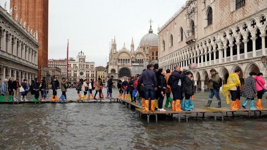 Döntöttek: 3 euró napidíjért lesz látogatható Velence