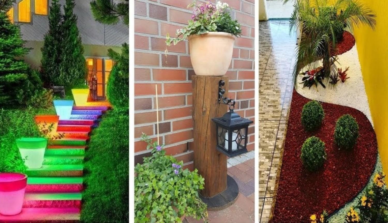 30 csodálatos kerti ötlet, ami után mindenkinek kedve lesz egy kis kertészkedéshez (videó)