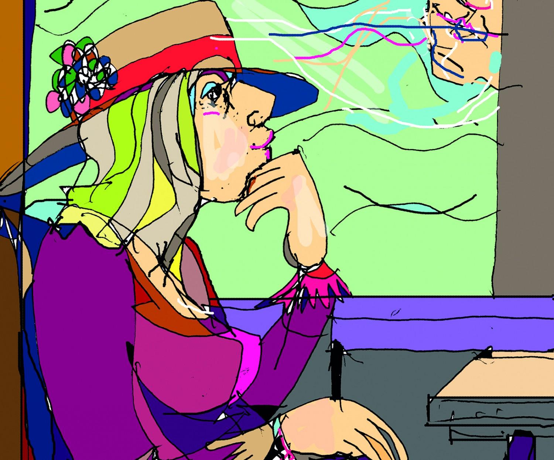 Júlia kisasszony és a költő