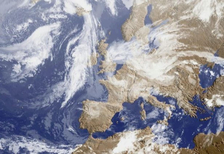 Melegebb van az északi sarkkörnél, mint Dél-Eurpában