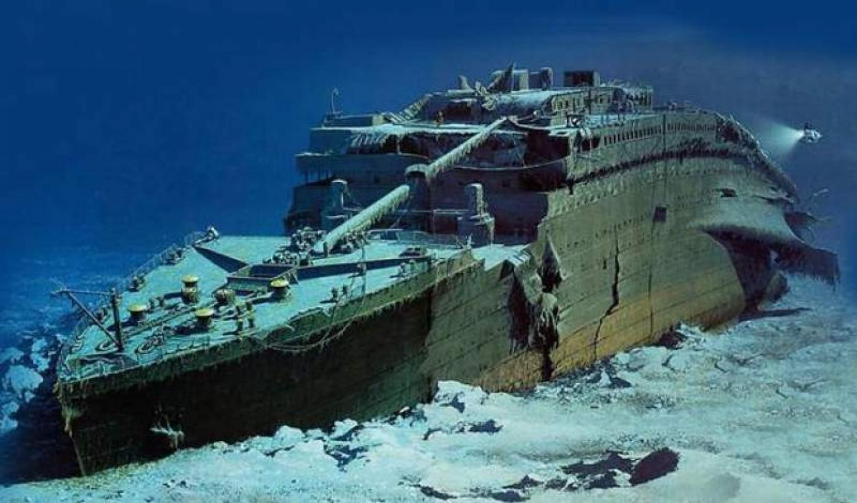 Lassan teljesen elenyészik a Titanic