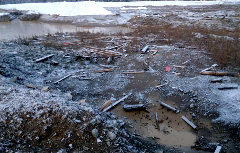 Súlyos környezetszennyezéssel is járt a szibériai aranybánya-baleset