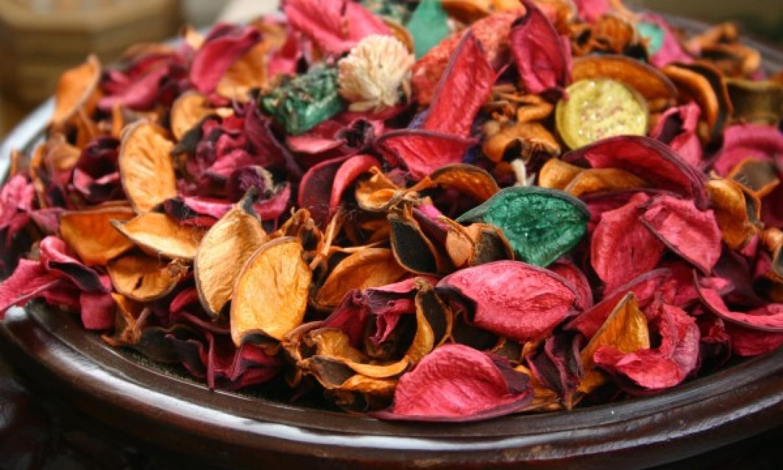 Varázsolj édeni illatot otthonodba házi készítésu potpurrival!