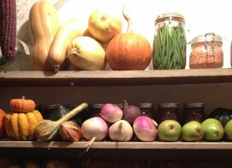 Biozöldségek, biogyümölcsök téli tárolása: a legnagyobb bajkeverő az alma