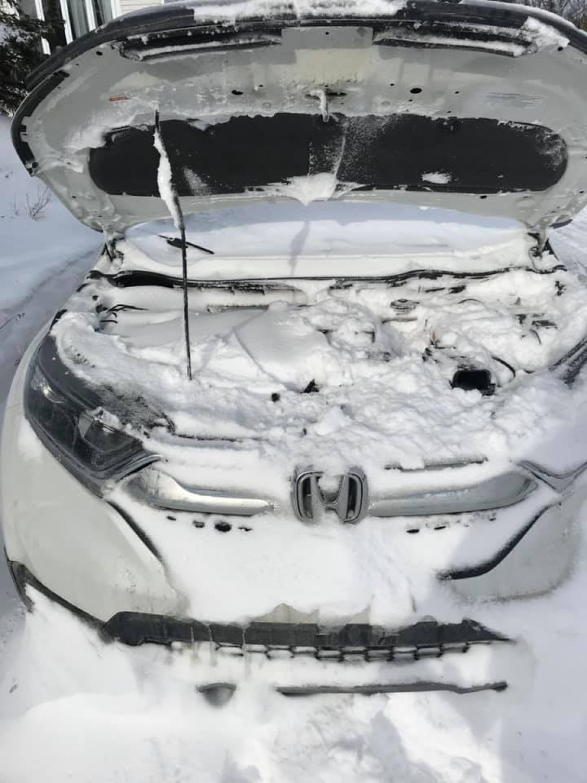 Történelmi hóvihar csapott le Kanadára