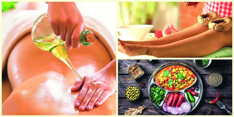 Ayurvédikus ápolás: a külső-belső olajozás, ápolás élettani hatásai