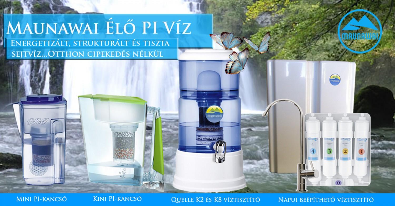 Tudtad, hogy nem elég, ha a víz tiszta, fontos hogy biológiailag is aktív legyen– Maunawai forrásvíz!