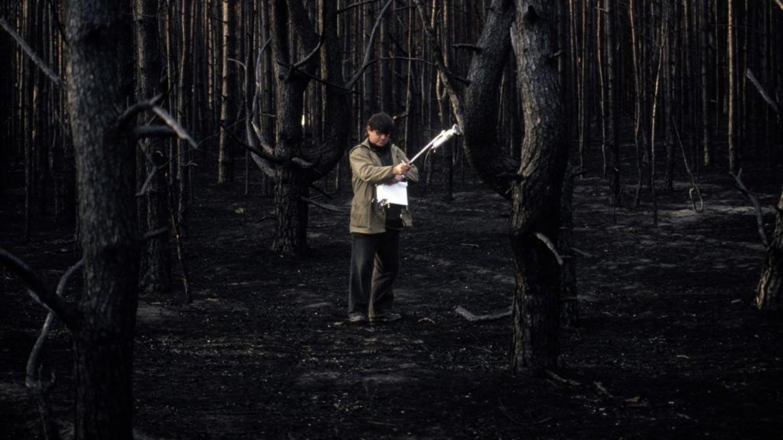 16-szorosása emelkedett a rádioaktivitás Csernobilban egy erdőtűz miatt