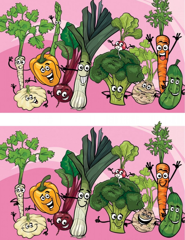 Szemtorna: Hány különbséget találsz a két kép között?