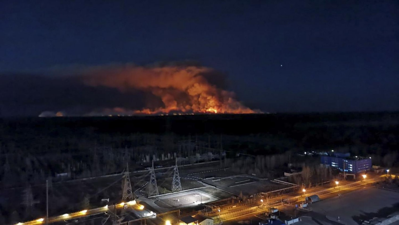 Végre! Sikerült teljesen eloltani a tüzeket a csernobili zónában