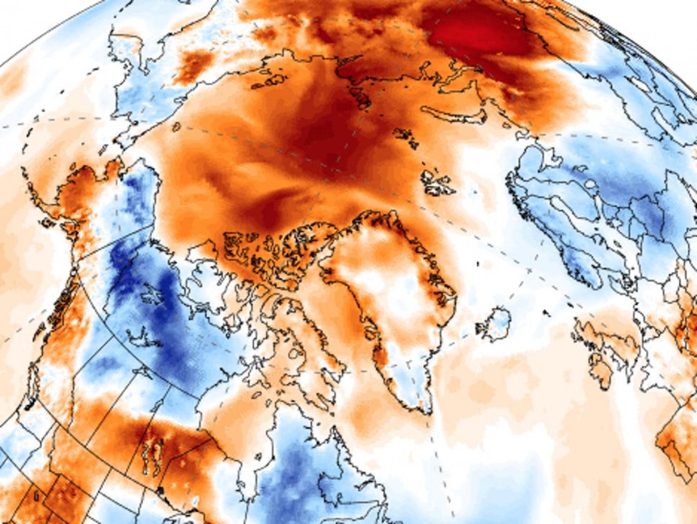 Aggasztó hír: 30 fok volt Szibériában a héten