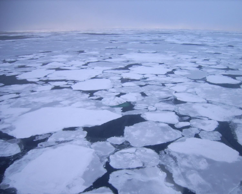 Ilyen még nem volt! Még mindig nem indult el a jégképződés a Laptyev-tengeren