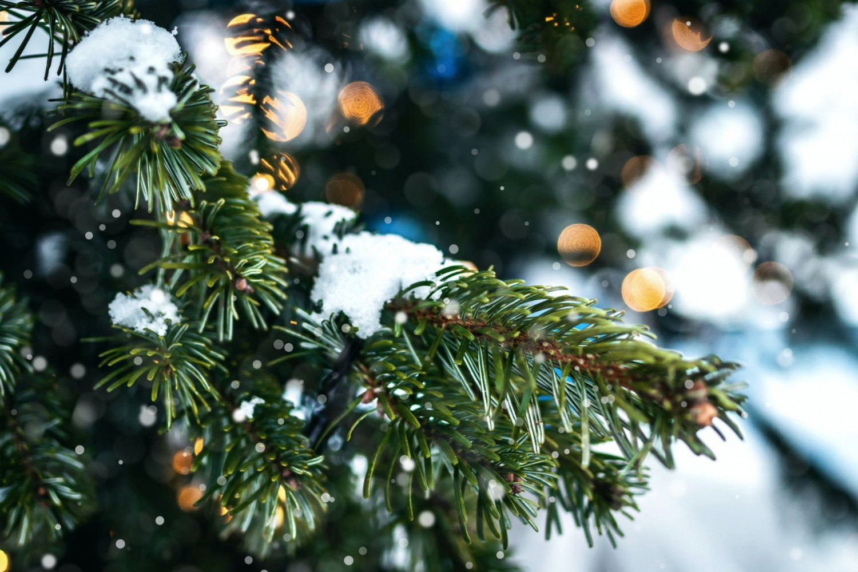 Karácsonyi hóesés