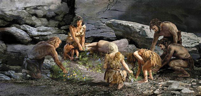 Az ősemberek átaludhatták a kemény teleket