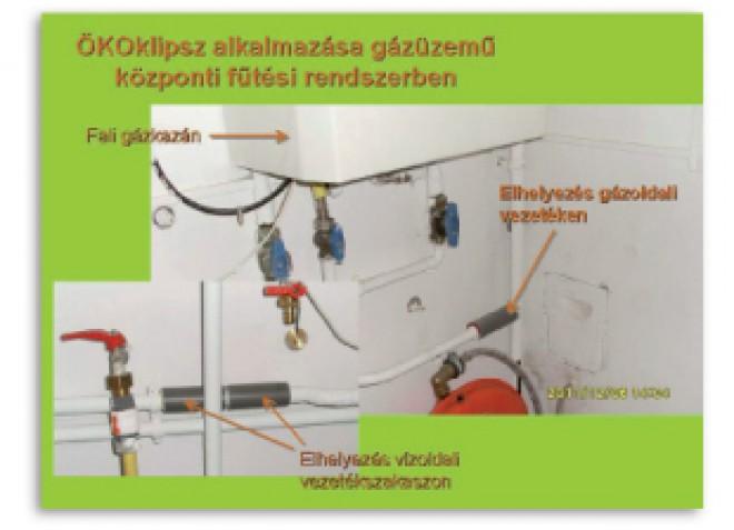 Elérhető fűtő- és üzemanyag megtakarítások az ÖKOklipsz segítségével!