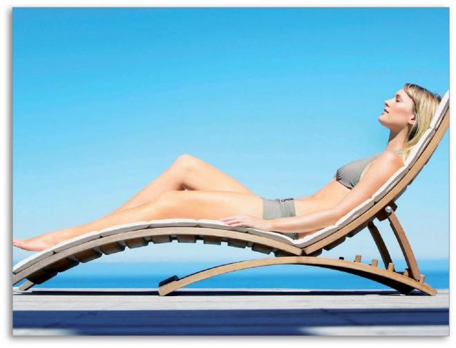 Bőrrák: jótékony vagy ártalmas napfény - (Apigenin és gyógygomba kivonatok)