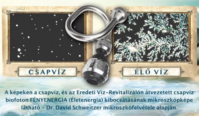 Forradalmi újítás a víztisztításban! 4. rész