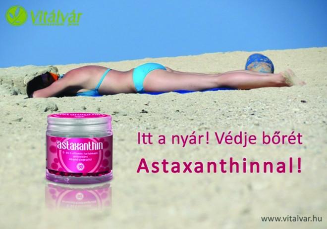 Mi az az astaxanthin?