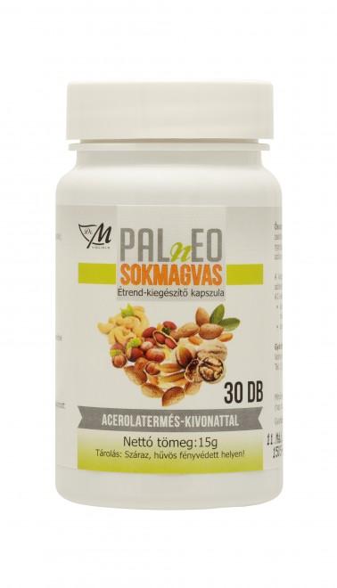 Egészítse ki paleolit étrendjét  Dr. M PALnEO termékekkel!