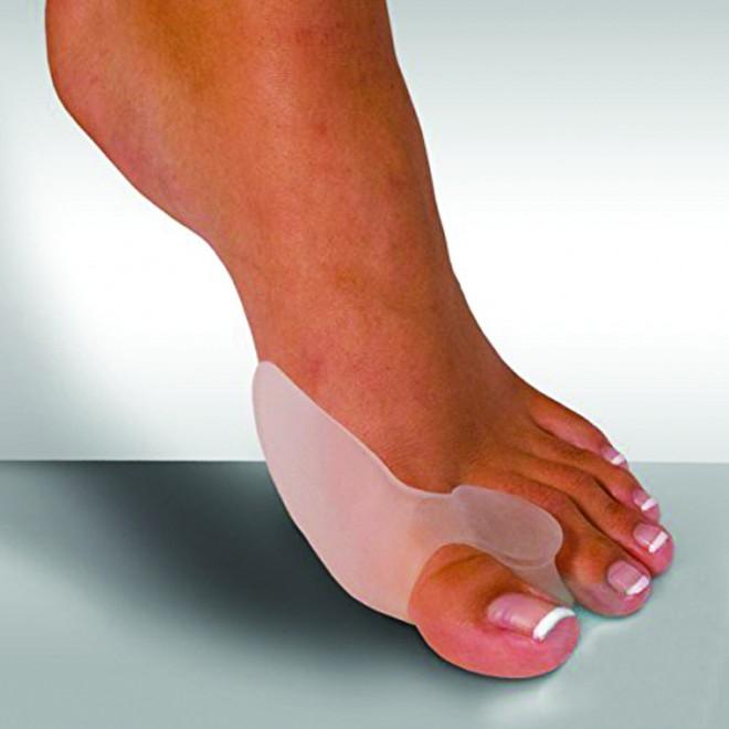 Kényelmes megoldás bütyökre: Valgus Pro bütyökvédő és lábujjkorrigáló