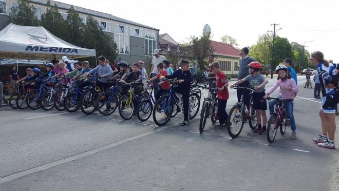 Mórahalom szereti a kerékpárosokat  – a kerékpárosok szeretik Mórahalmot