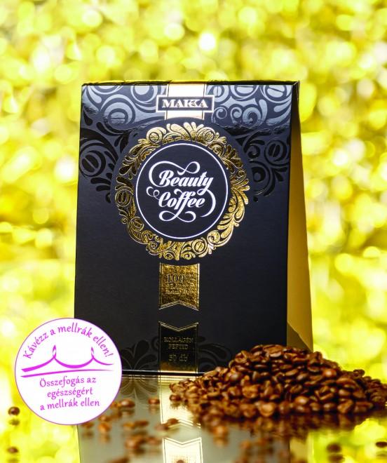 Legyél trendi!  Ránctalaníts egyszerűen, a MAKKA® Beauty Coffee erejével!