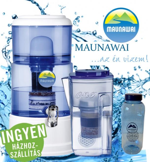 – Ha nem iszol tiszta vizet,  az betegséget okoz