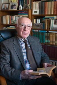 Dr. Farkas István, a történelem és a fák vonzásában Bellányi Tímea felvétele