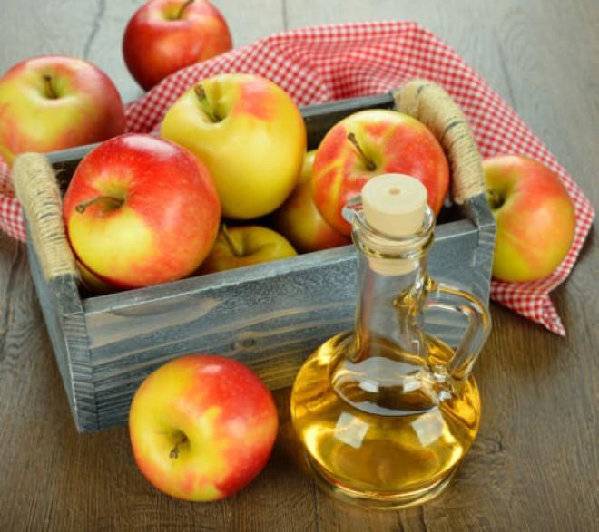 Az öngyógyítás abc-je:  Gyümölcsecet