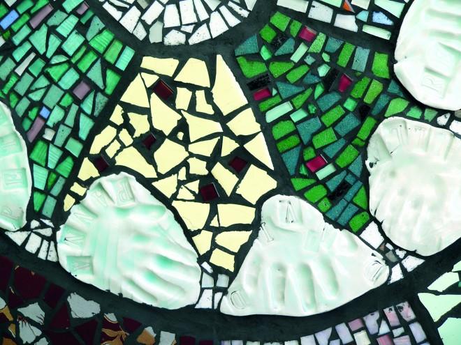 Hogyan varázsolhatja otthonát még izgalmasabbá egy kis mozaikkal?