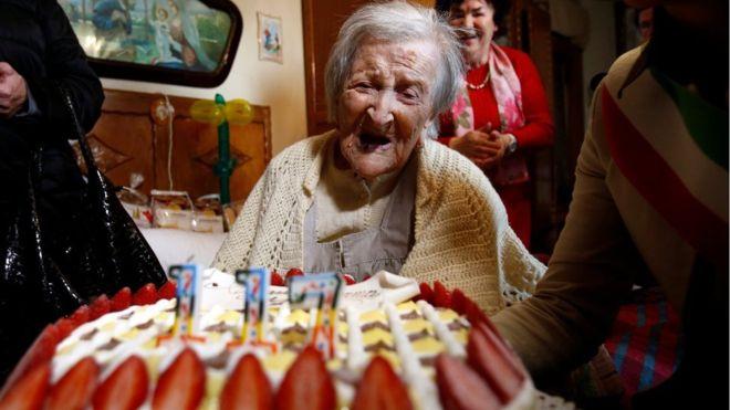 Ma 117 éves a világ legidősebb asszonya