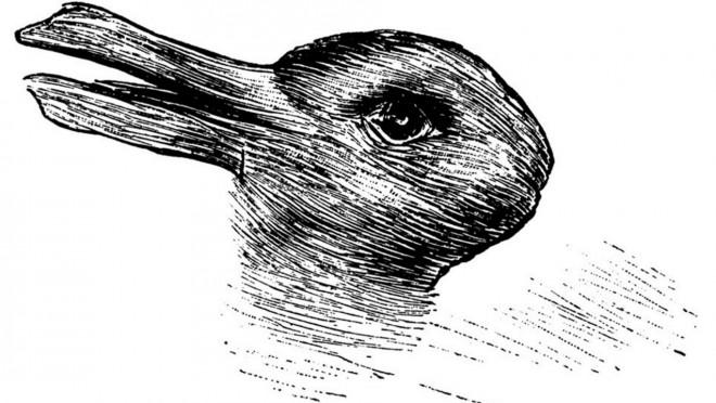 Mit látsz a képen? Nyulat vagy kacsát? Nézd meg mit árul el rólad!
