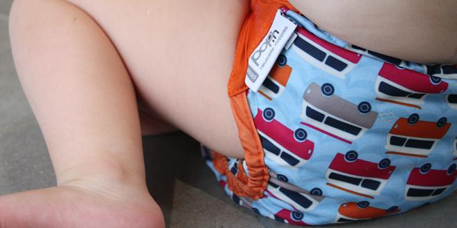 Pelenkázz másképp! Ismerd meg a modern mosható pelenkákat!