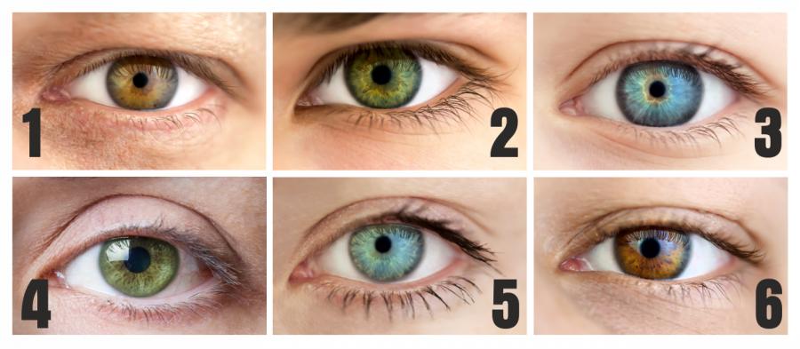 Válaszd ki a legvonzóbb szemet, és eláruljuk, milyen társ illik hozzád!