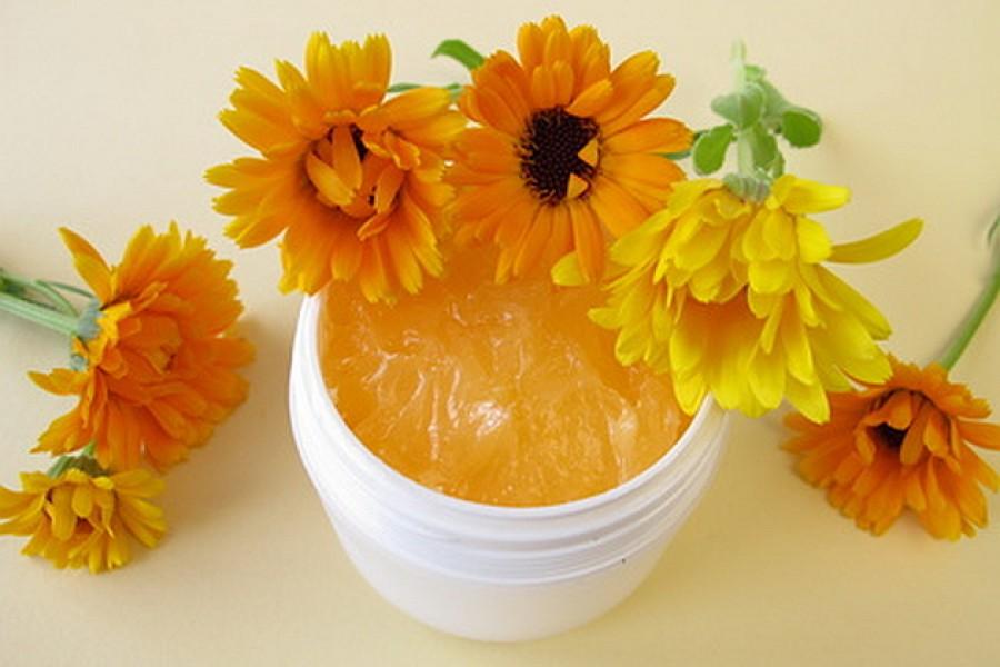 Egyszerű és olcsó körömvirág krém recept!