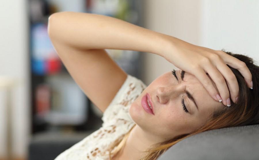 Egy perc alatt csilllapíthatod a fejfájásodat ezzel a módszerrel!