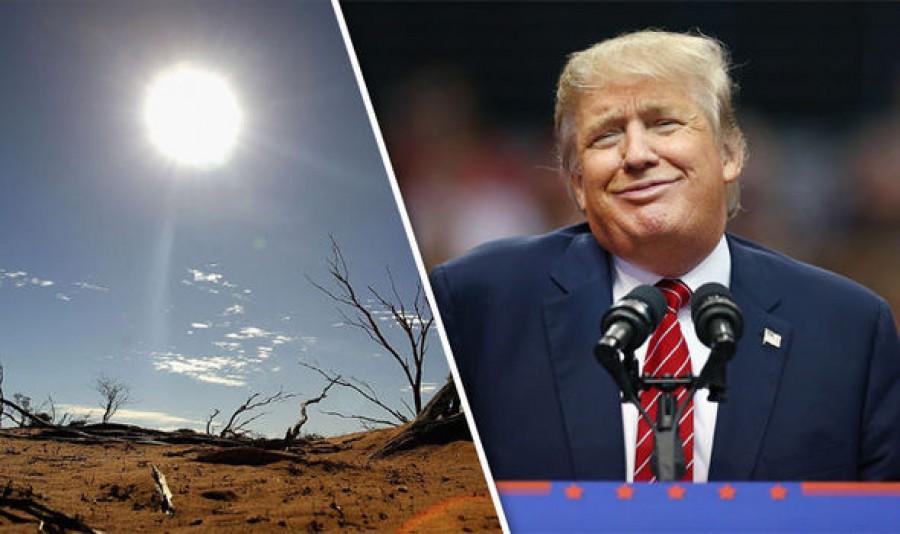 Amerikai tudósok attól tartanak, hogy Trump eljelentékteleníti a klímaváltozásról készült jelentésüket