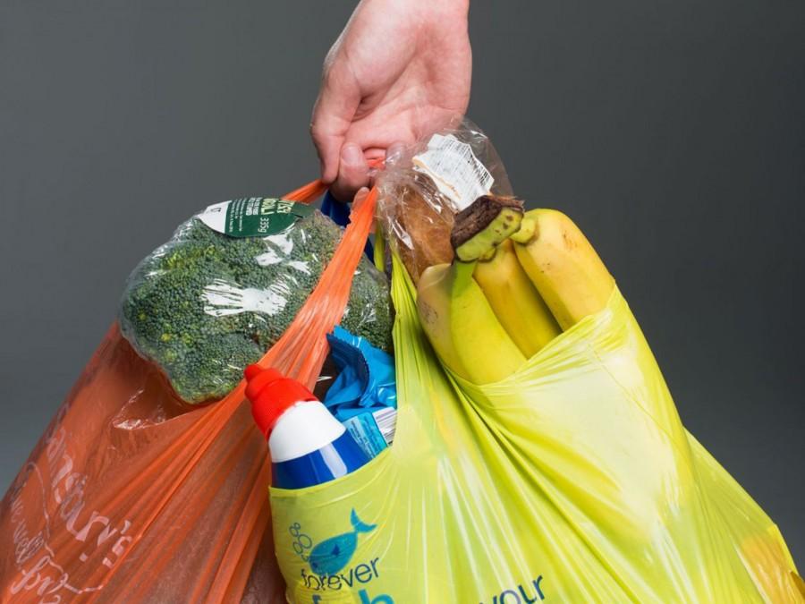 Mától Brüsszleben is tilos műanyag szatyrot használni!