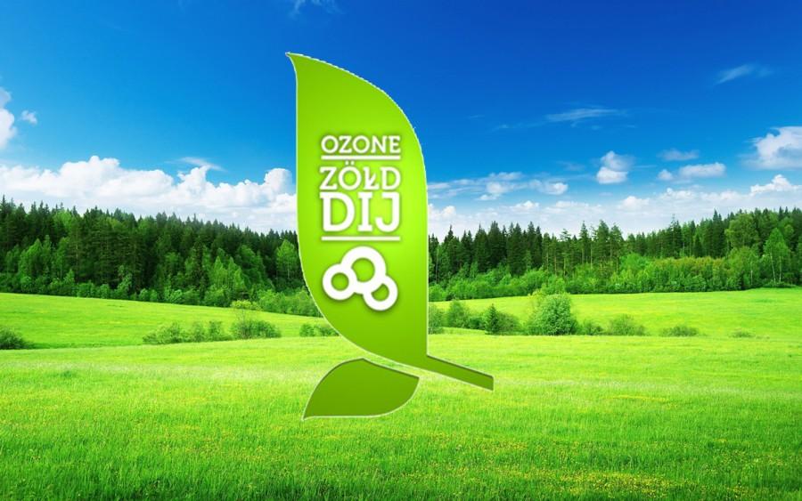 Ismét lehet pályázni az Ozone Zöld-díjra