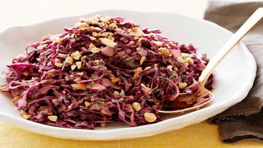 Ez az isteni saláta messzire űzi a náthát! Mézes lilakáposzta sárgarépával