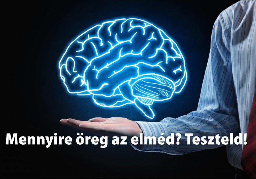 Mennyire öreg az elméd?