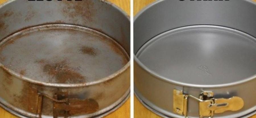 A egyszerű, környezetbarát módszer, hogy eltávolítsd a rozsdát
