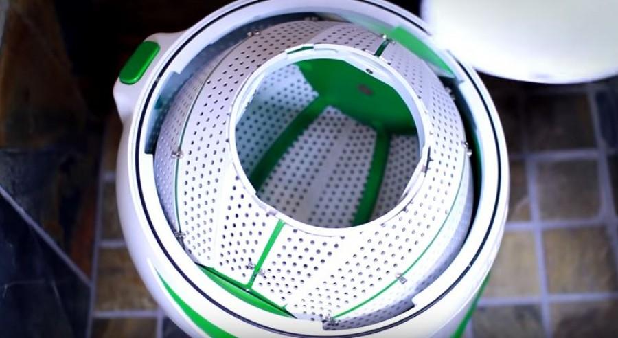Egy áram nélkül is működő mosógép - zseniális találmány!