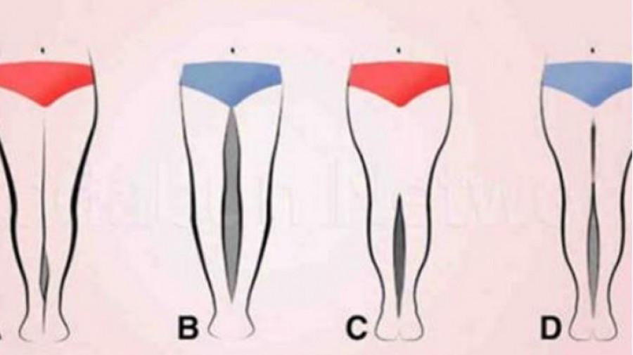 A nők lábának alakja egy nagyon fontos dologra utal