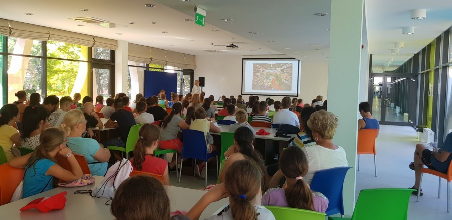 Környezettudatosságra nevelés az Erzsébet-táborokban