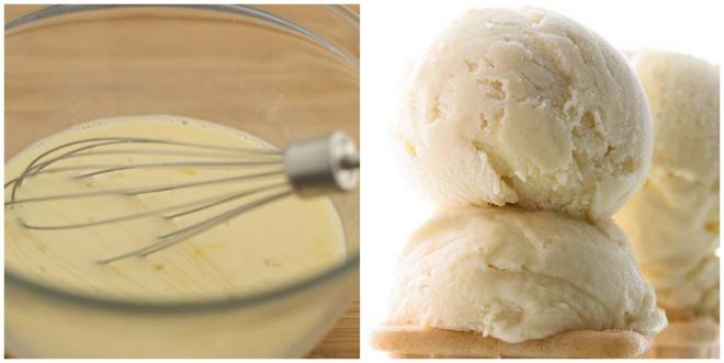 Készíts isteni finom fagyit a bodzából!