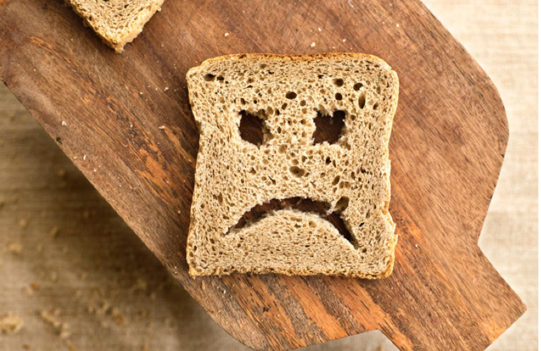 A gluténérzékenység 7 szokatlan tünete