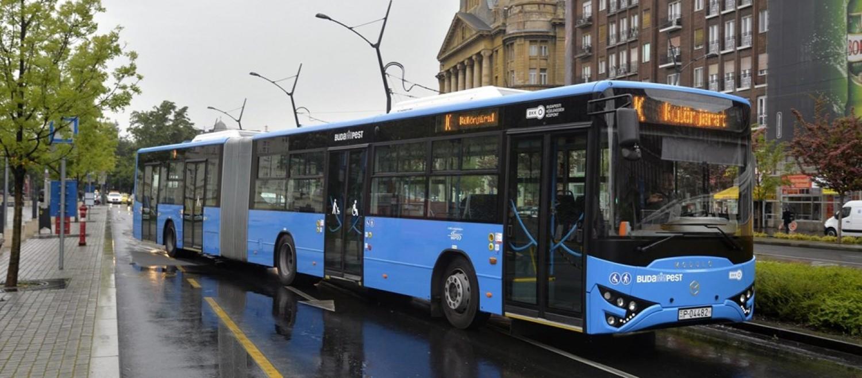 A Föld napja - Ingyenesen utazhatnak a gépjármű-tulajdonosok a fővárosban a BKK járatain csütörtökön